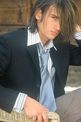 [フリー画像] 人物, 男性, ファッション, 201102140500