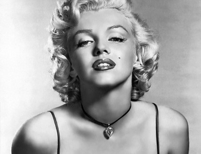Marilyn Monroe by gstrategic