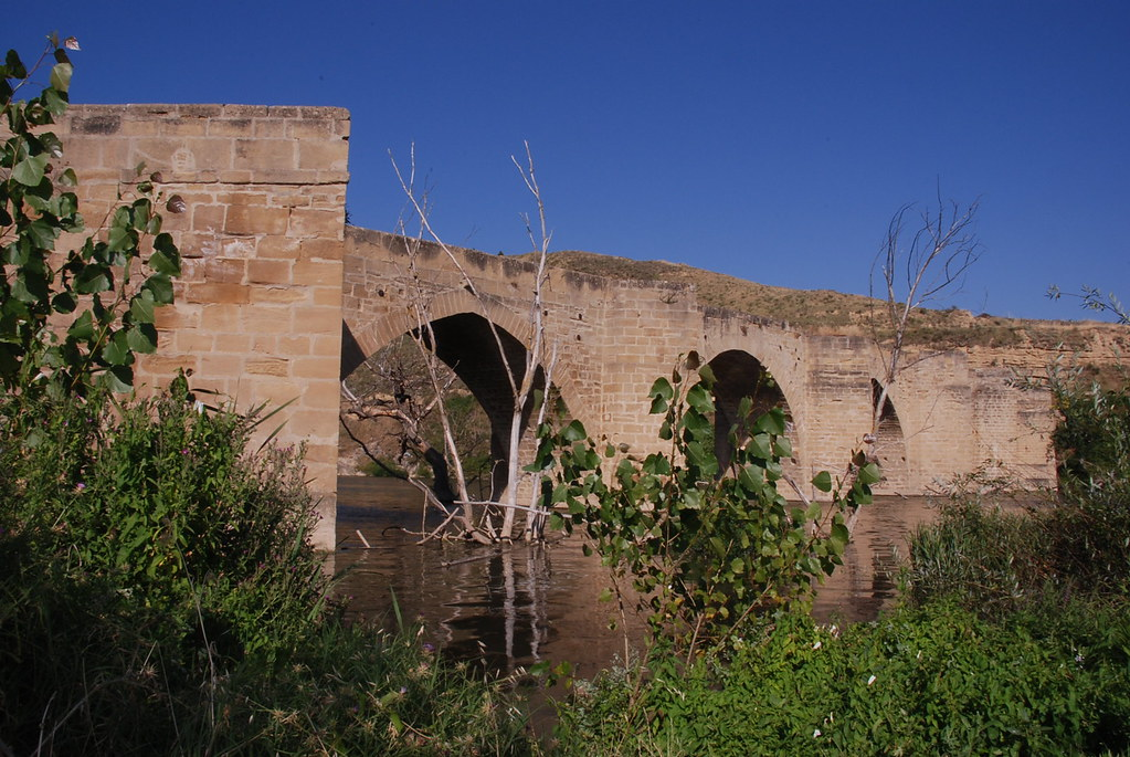 Photo de Rioja n°4. Pont sur l'Ebre à Haro