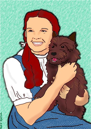 comparing frank baums dorothy gale of the In which is related how dorothy gale of kansas, the shaggy man, button bright, and polychrome the rainbow's daughter met on an enchanted road and followed it all the way to the marvelous land of oz by l frank baum royal historian of oz to my readers.