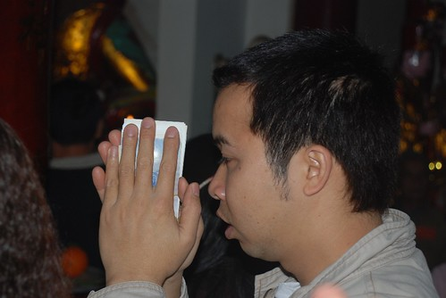 Khai - Perfume pagoda Feb 2008