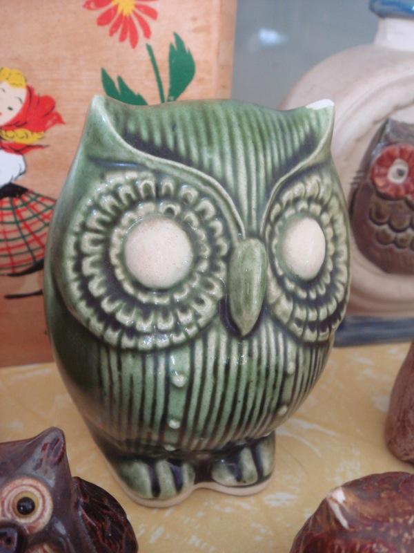 owls from East Kew Vinnies