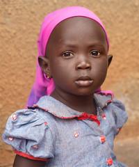 Anei - a Sudanese Girl (emorgan49) Tags: africa girl children eyes war child refugee south sudan civil uganda darfur kampala fever dinka malaria sudanese yirol