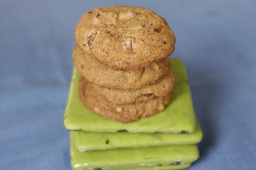 Nina's chocolate chip cookies