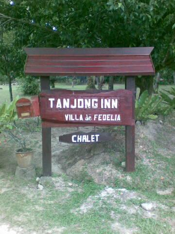 One night at the Tanjung Inn