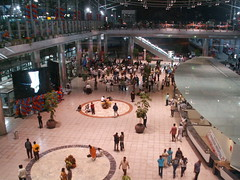 New Hyderabad International Airport Day 1 (Jason D Almeida) Tags: world new india coffee shop airport best class international domestic gandhi arrival hyderabad internation departure malaysian rajiv gmr shamshabad