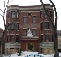 44 Hargrave Street Apartment (mrchristian) Tags: building winnipeg apartment hargrave