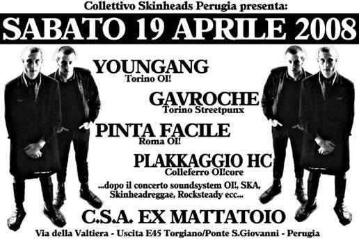 19/4 a Perugia