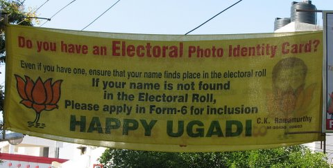 electoral roll banner