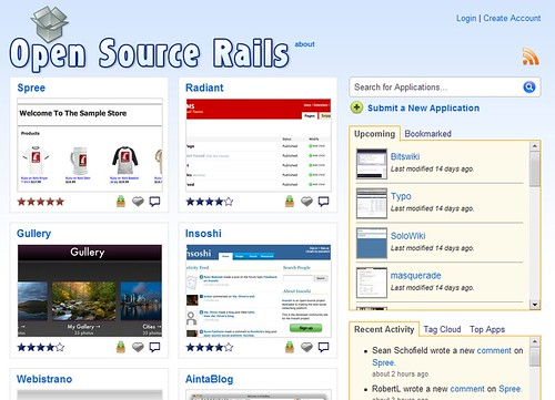 Open Source Rails
