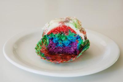 rainbow eat