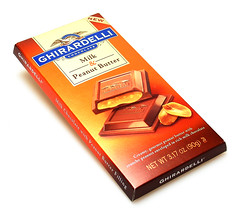 Ghirardelli Milk Chocolate & Peanut Butter
