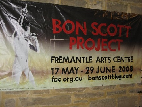 bon scott project banner