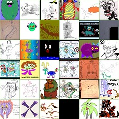 Doodle Monster Gallery