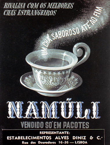 Bernardo Marques, Namúli