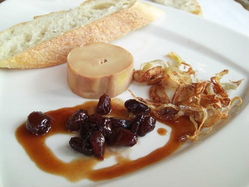 foie gras @ Le P'tit Plateau