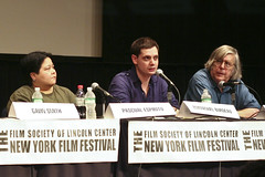 NYFF08: Panel on Film Criticism