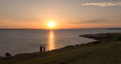 Bare Island Sunset (Corey Hamilton) Tags: bareisland eveningdive scubadiving