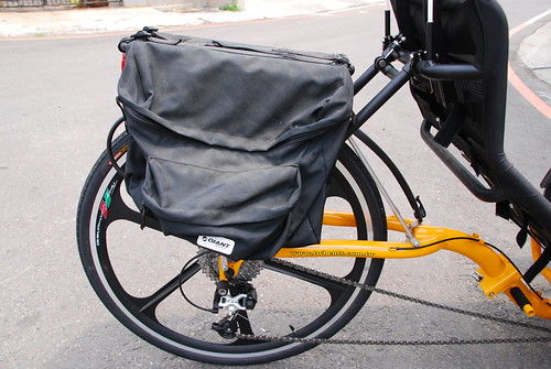 Topeak Rack On Artifice Trike