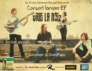 Concert Vive la Noiz