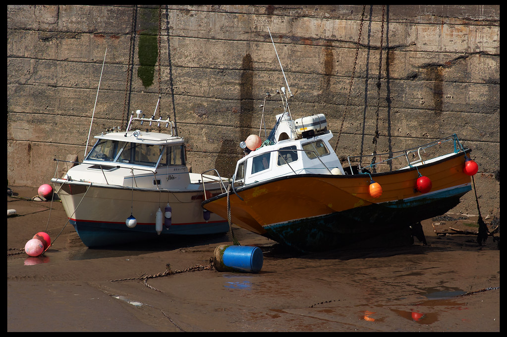 Porthcawl Harbour