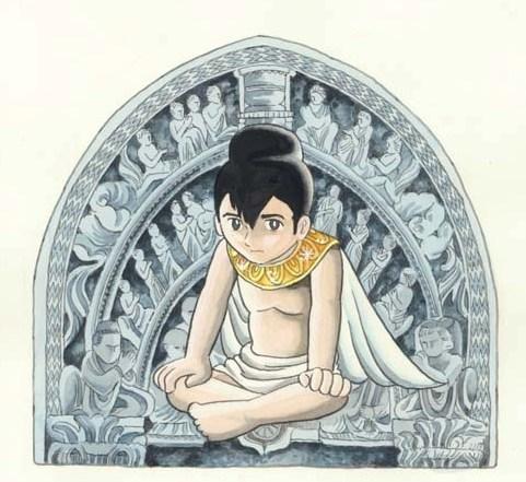 Tezuka Osamu's Buddha exhibition (3)