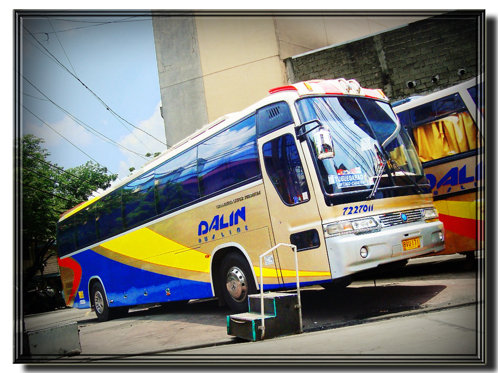 DALIN Bus Line, Inc. - Kia Granbird HD Sunshine - 7227011