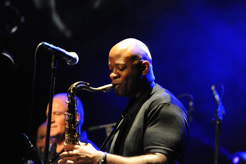 Fred Wesley & The New JB's By McYavell - 110514 (15)