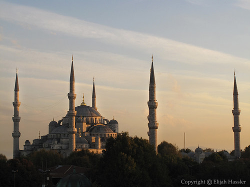 The Blue Mosque by right2roam
