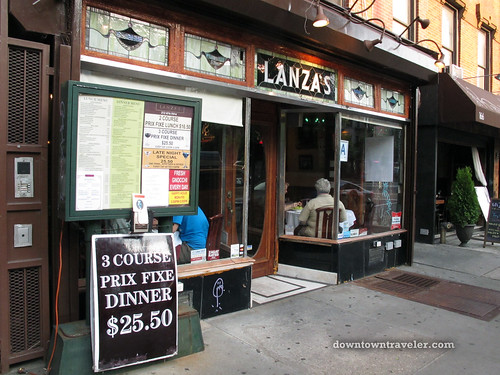 NYC East Village_Lanzas restaurant