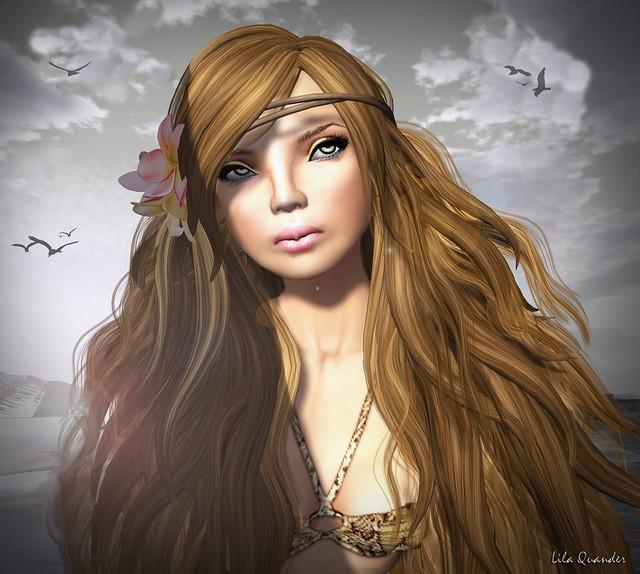 TRUTH Leilani Streaked - fudge & Grixdale - Ren - Honey - Sparrow