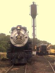 Illinois Railway Museum Sept,2013 (Chicago Rail Head) Tags: displays burlingtonroute irm exhibitors steamlocomotives switchers cbq diesels trainrides roadlocomotives specialtrains eletrictrains freightpassengertrain extramovements eastunionill