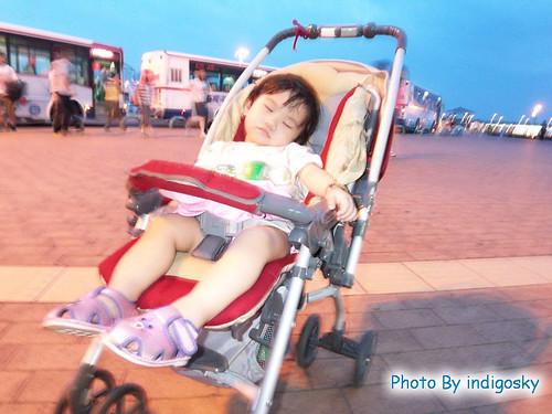 2007_0526_累了、倦了,蝦餅也呼呼大睡了…