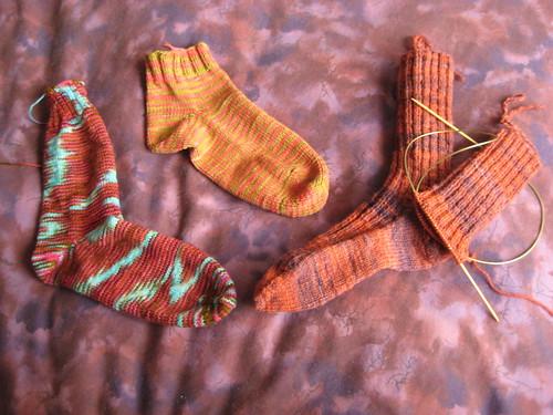 single sock-dom
