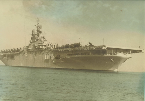 USS Valley Forge (CV-45)