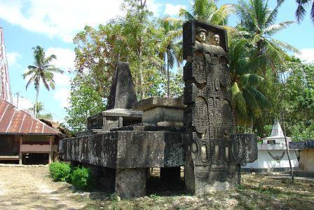 tomb, Galubakal