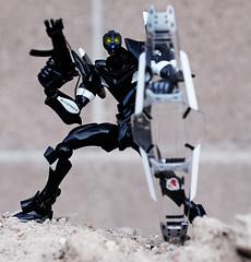EVA-03 (revlimit) Tags: black toys backyard eva nikkor ais evangelion manuallens eva03 revoltech nikond40 nikkor55mm28micro 55mm28macro unit03 allrevoltech