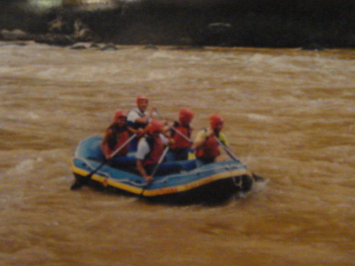 Rafting em Santa Catarina