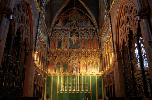 All Saint's - Margaret Street, London