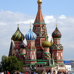 Moscow: St. Basile's Cathedral on Red SquareSt. Basile's Cathedral on Red Square