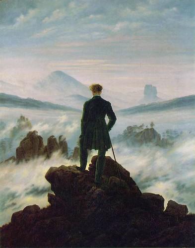 Caspar David Friedrich sea_of_fog