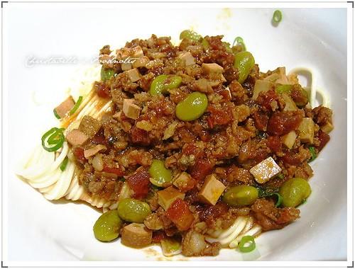鼎泰豐炸醬麵