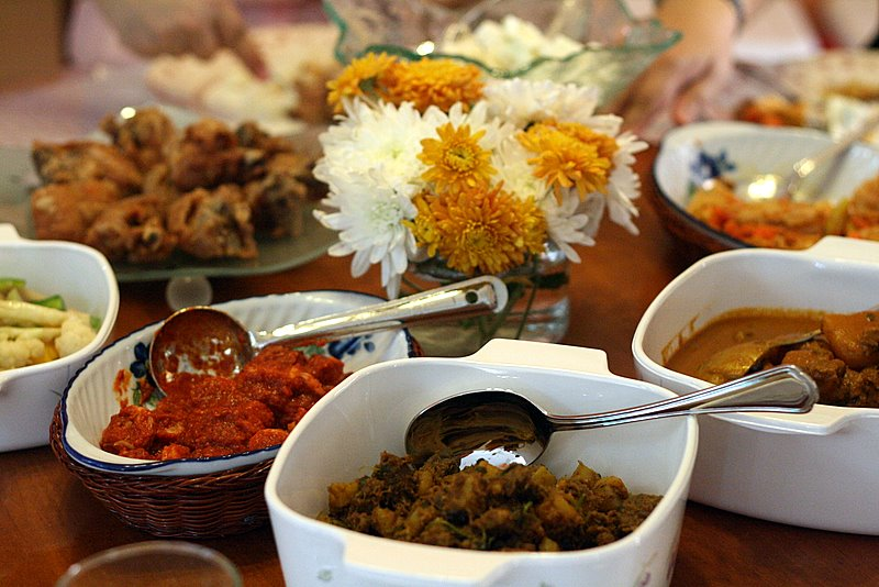 Deepavali feast