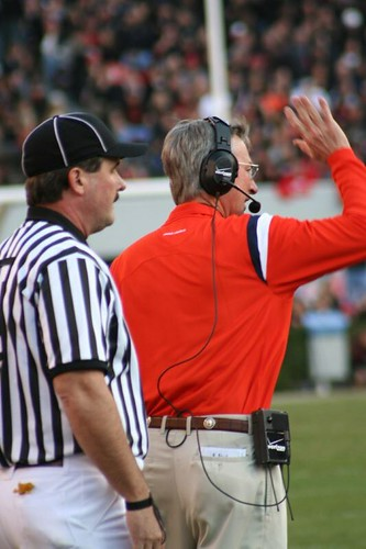 Auburn University Head Coach Tommy Tuberville