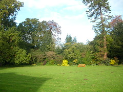 Padmaloka front lawn 2