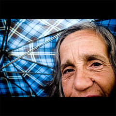 umbrella (Guilherme Schilling) Tags: poverty blue umbrella homeless humanrights inequality forsakenbysociety guilhermeschilling