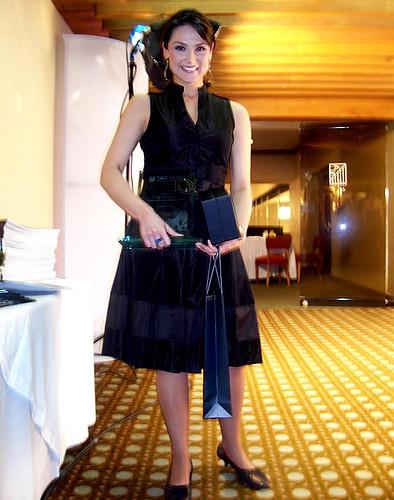 Silvia Corzo - 20071122 - TAG Heuer