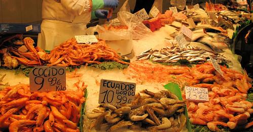Boqueria Market, Barcelona 5