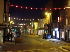 Tenbury at Night
