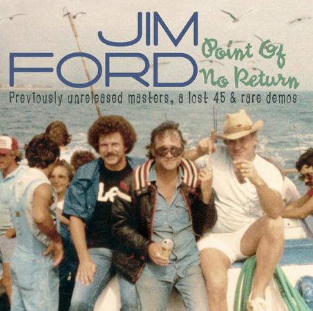 JF album cover